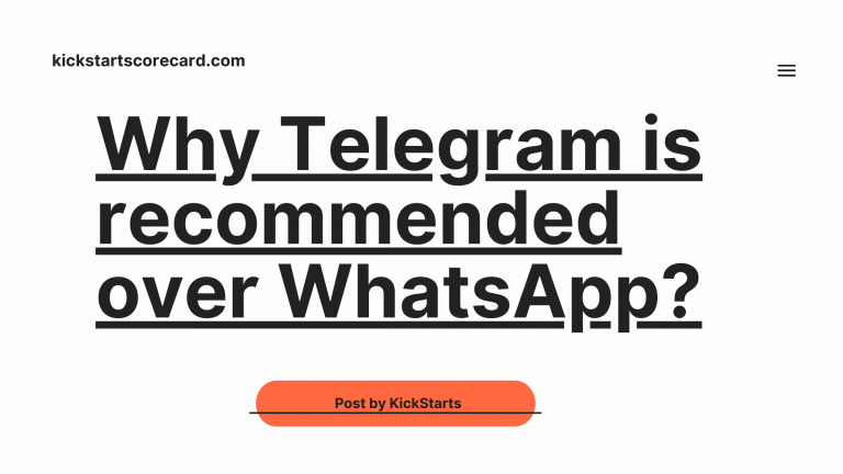How Telegram is Taking Charge Now! Check what WhatsApp did, the people started using Telegram Now.