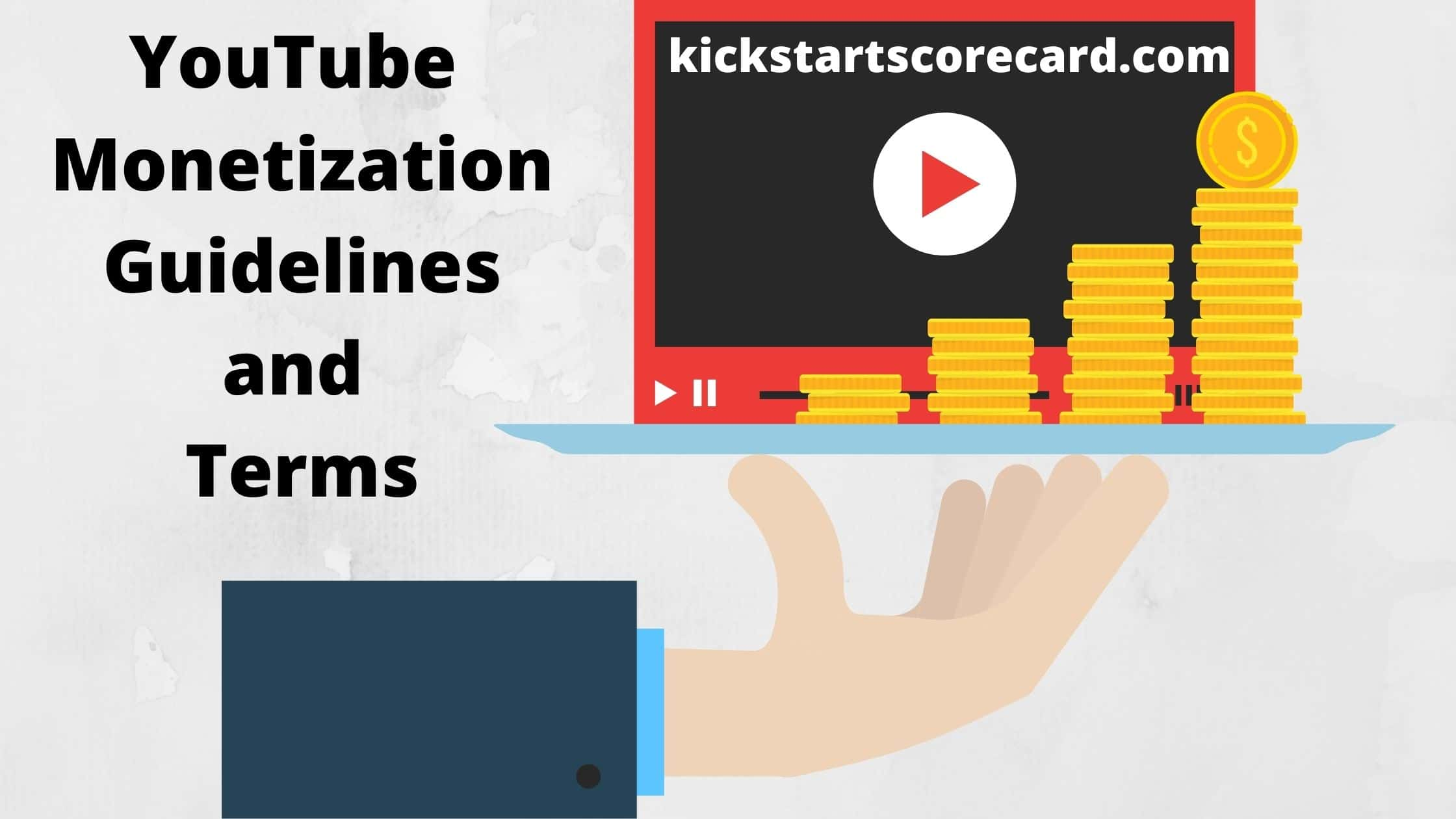 youtube monetization guidelines