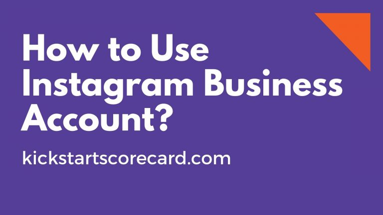 Complete Guide to Use Instagram for Business Purposes | Simple Steps to Earn from Instagram!