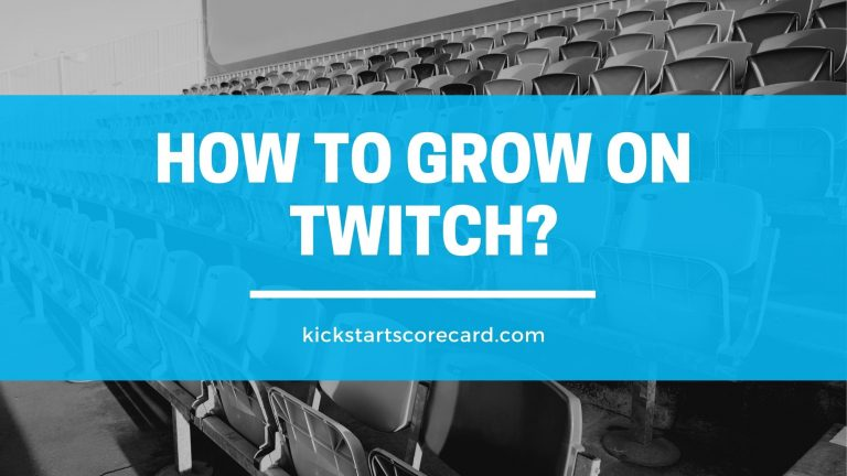 How to Grow on Twitch | Complete Guide For Twitch Beginners!